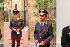 Agrigento, si insedia il Colonnello Vittorio Stingo