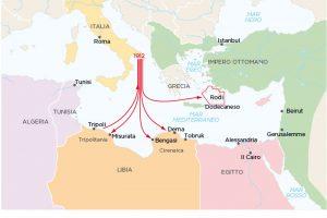 La Storia dimenticata: la guerra italo-turca