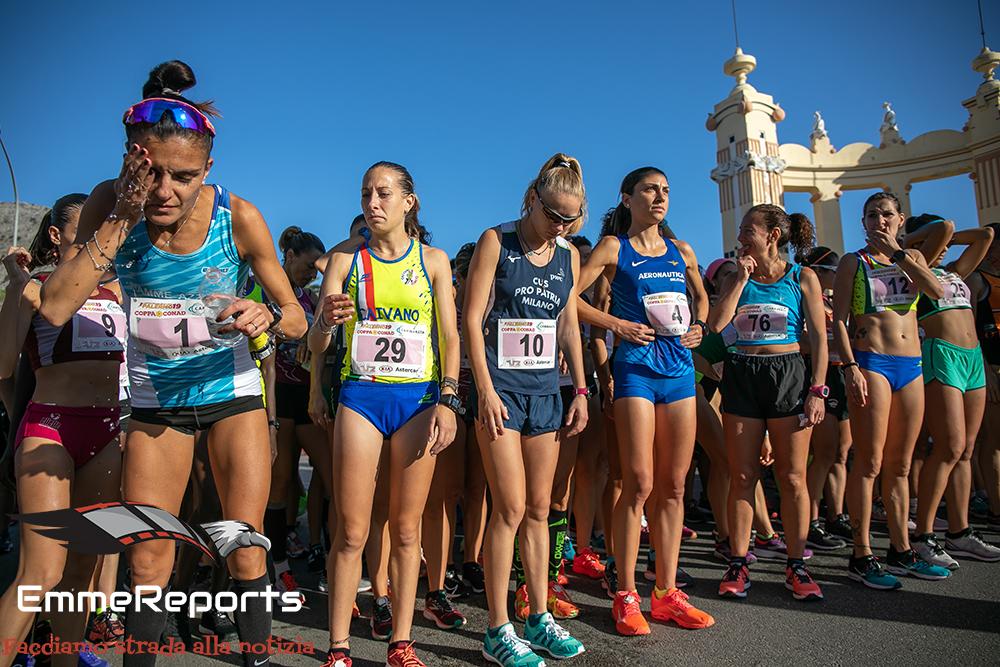 Orlando sospende la Palermo International Half Marathon