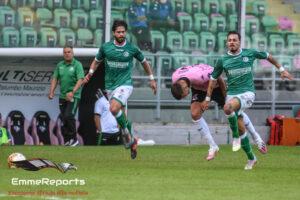Covid-19, giocatori positivi nel Palermo: posticipata alle 18,30 la gara contro la Turris