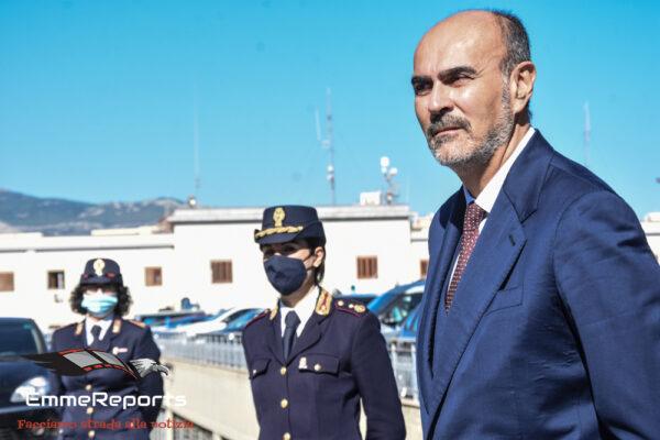 """Il nuovo Questore di Palermo: """"Il dialogo costante con il territorio è la chiave di volta delle attività di polizia"""""""