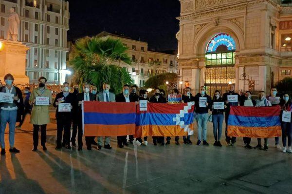 """Guerra tra Azerbajian e Armenia. Gelarda (Lega): """"Necessario intervento comunità internazionale"""""""