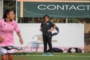 """Palermo femminile, Licciardi: """"E' una squadra giovane e piena di entusiasmo"""""""