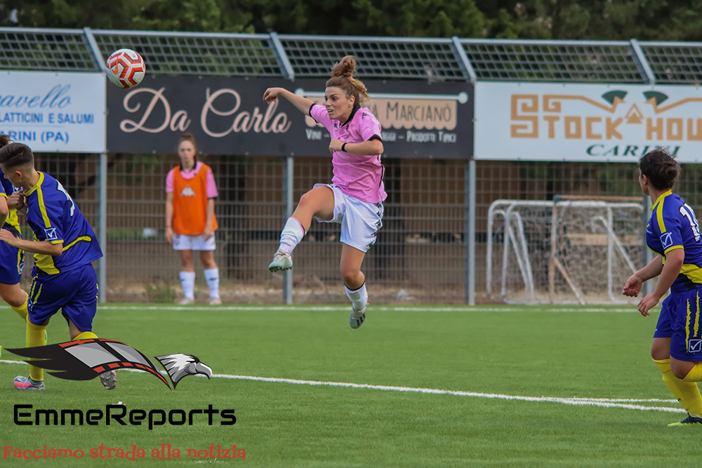 Calcio femminile Palermo