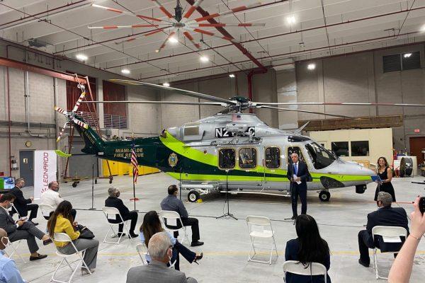 Leonardo: AW139 per il Miami-Dade Fire Rescue