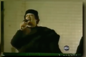 Muʿammar Gheddafi: l'ultimo eroe d'Africa