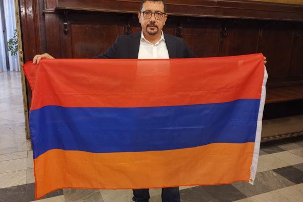 Armenia, nel pomeriggio manifestazione per la Pace nell'Artsakh