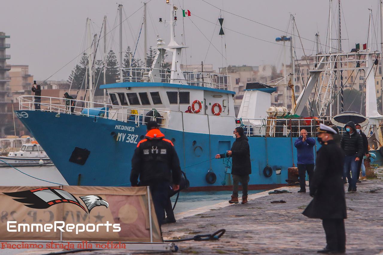 Pescatori Mazara del Vallo