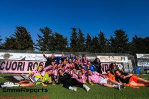 Palermo Women vs Lecce Women