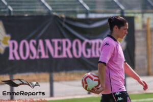 Palermo Women vs Formello Calcio Cross Roads