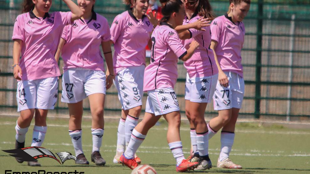 Monreale Femminile vs Palermo Women