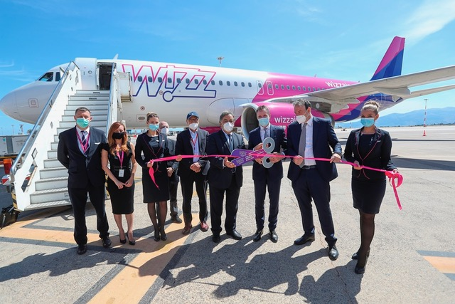 Wizz Air Palermo