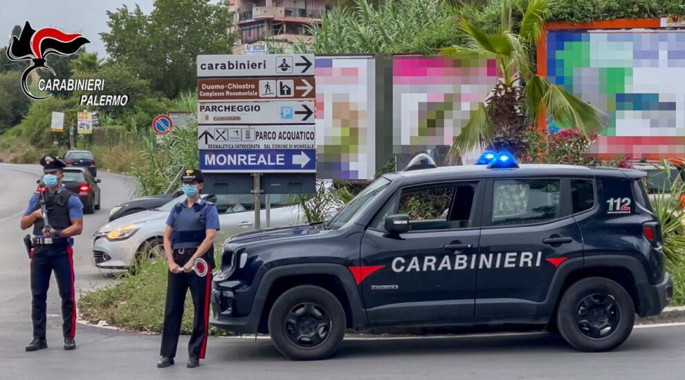 Carabinieri - Monreale